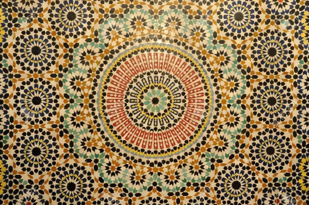 Moroccan Tile Pattern