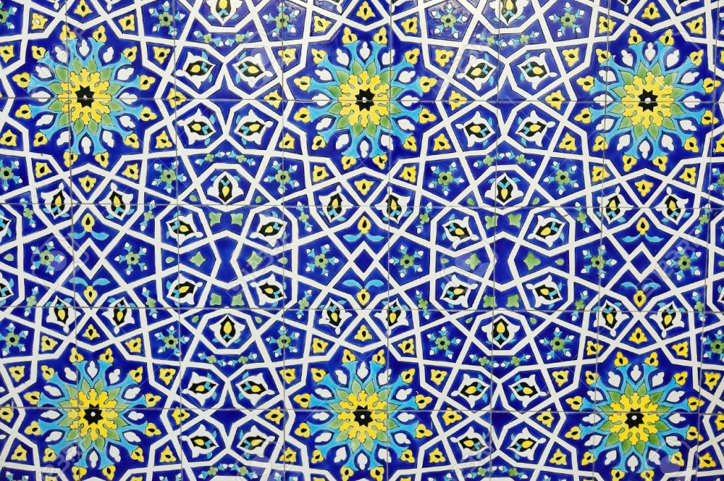 Creating handmade moroccan mosaic tiles the ceramic school Moroccan ceramic floor tile