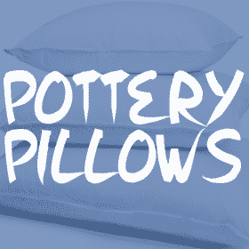 Pottery Pillows