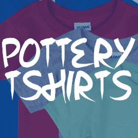 Pottery Teeshirts