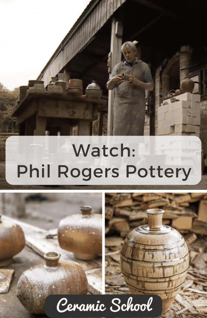 Phil Rogers Pottery