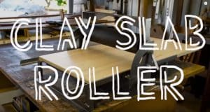 diy clay slab roller