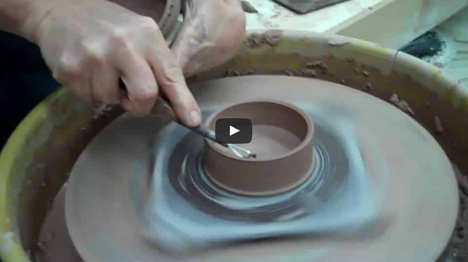 How to Make a One Piece Lidded Jar