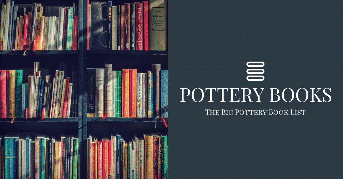 The Big Pottery Book List